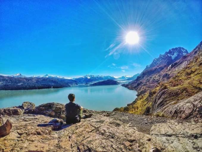 glacier gray viewpoint