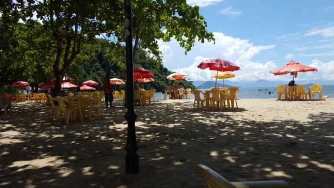 pontal beach
