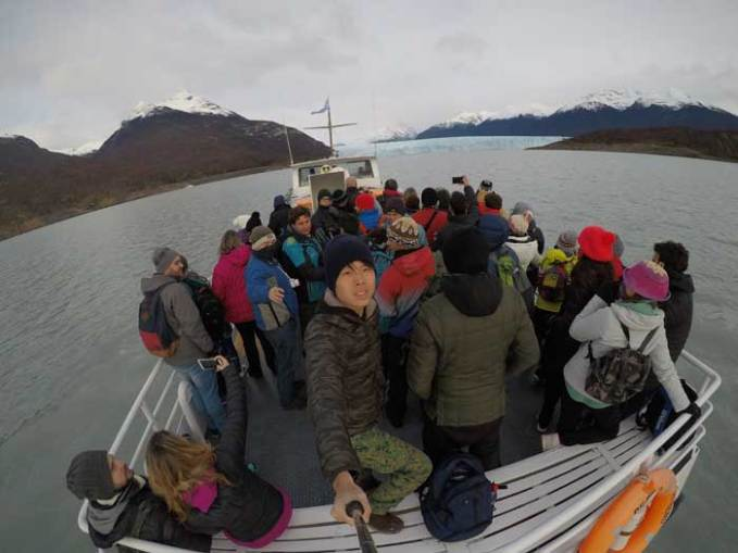 tour boat ride