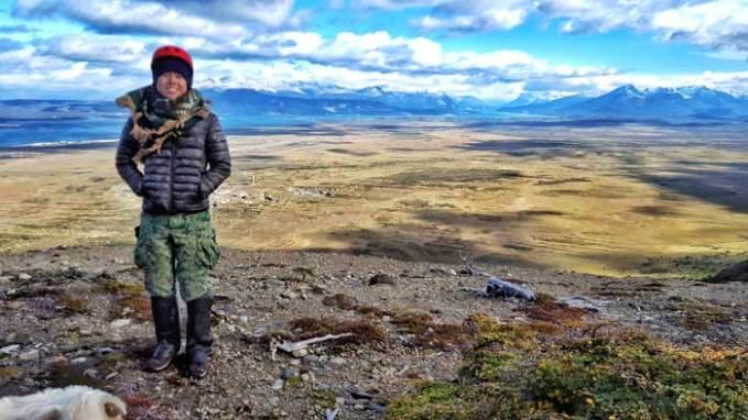 view from cerro dorotea