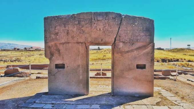 sun gate tiwanaku