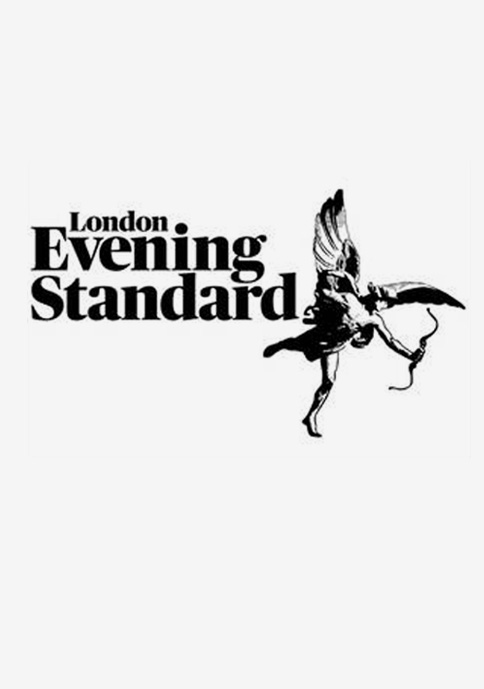 The Evening Standard newspaper