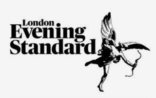 The evening standard newspaper logo