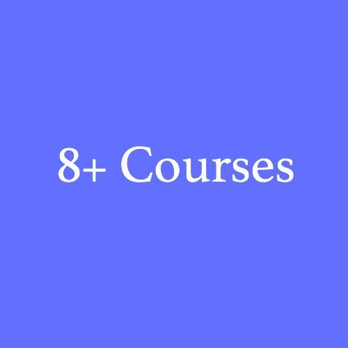 8+ Preparation Course