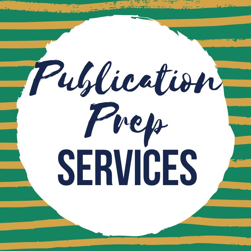 Book Publication Prep Services Now