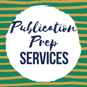 Publication Prep Services