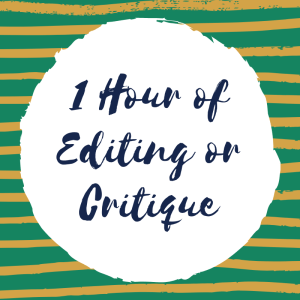 Book Hourly Editing Now