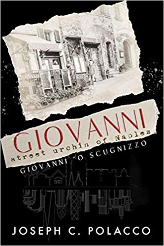 Link to Amazon page for Joseph Polacco's novel, Giovanni