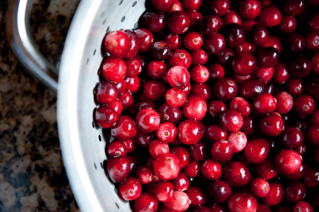 In-Season Now: Cranberries