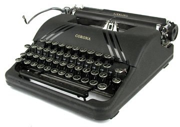 Image result for 1940s typewriter