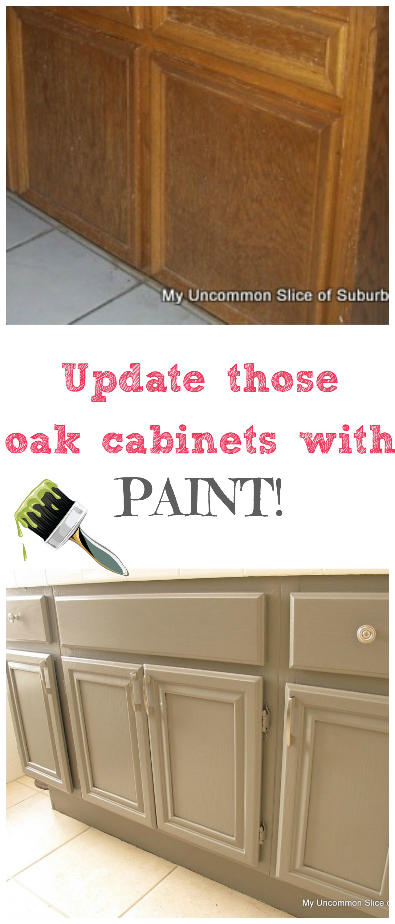 Painted Bathroom Cabinets How To Paint Oak Cabinets