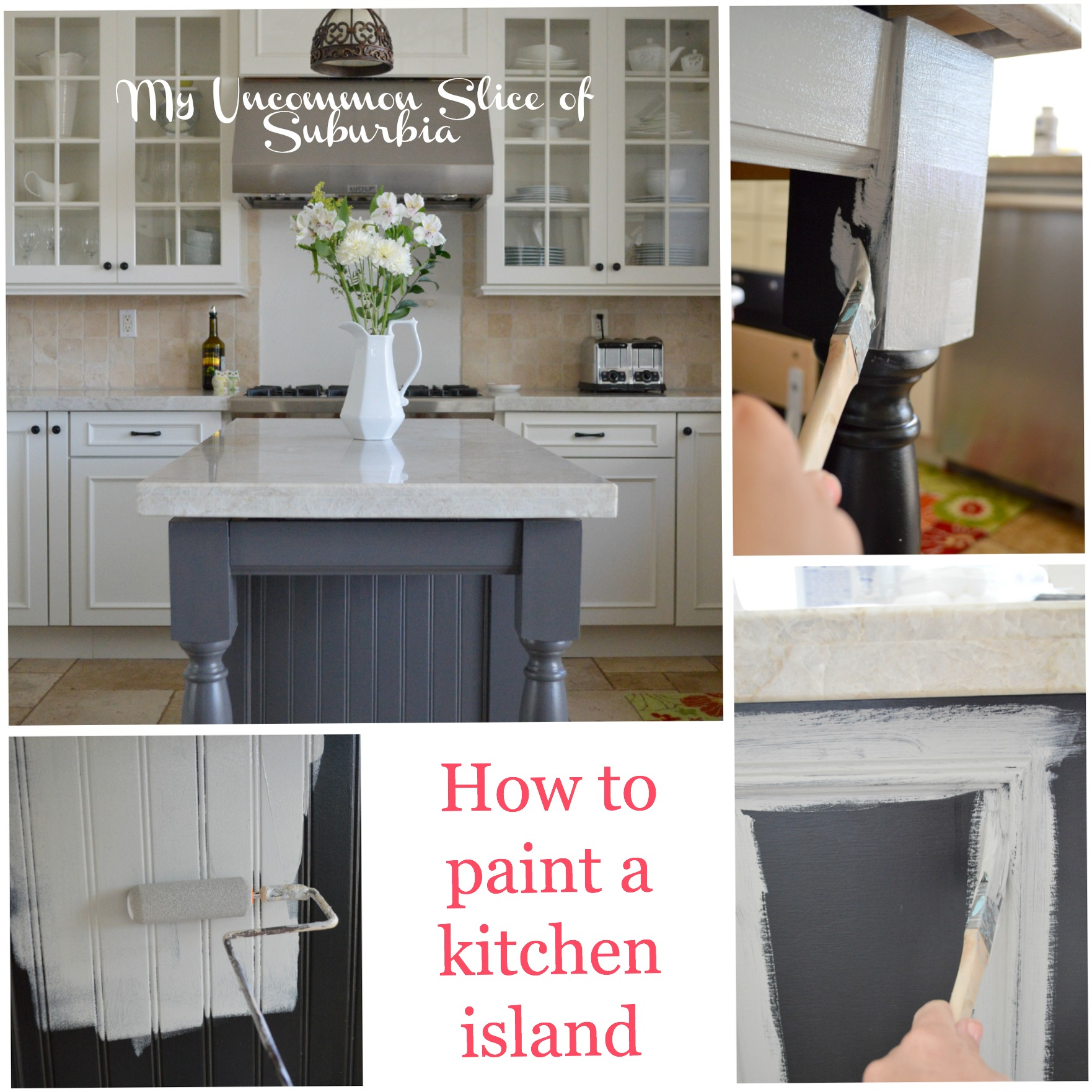 painted kitchen islands ikea doors how to paint a island