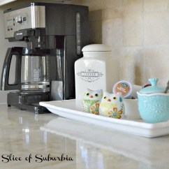 Coffee Bar In Kitchen Counter Top Ideas Home