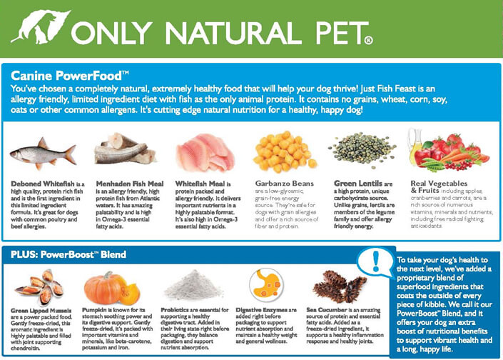 Natural Dog Food With Probiotics Foodfash Co