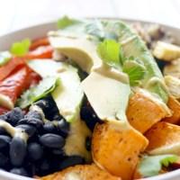 Veggie soul bowl: A la Mexicana