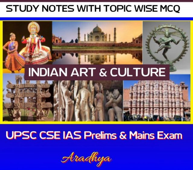 BEST STUDY NOTES IAS Prelims 2019 Environment and Ecology Notes wi