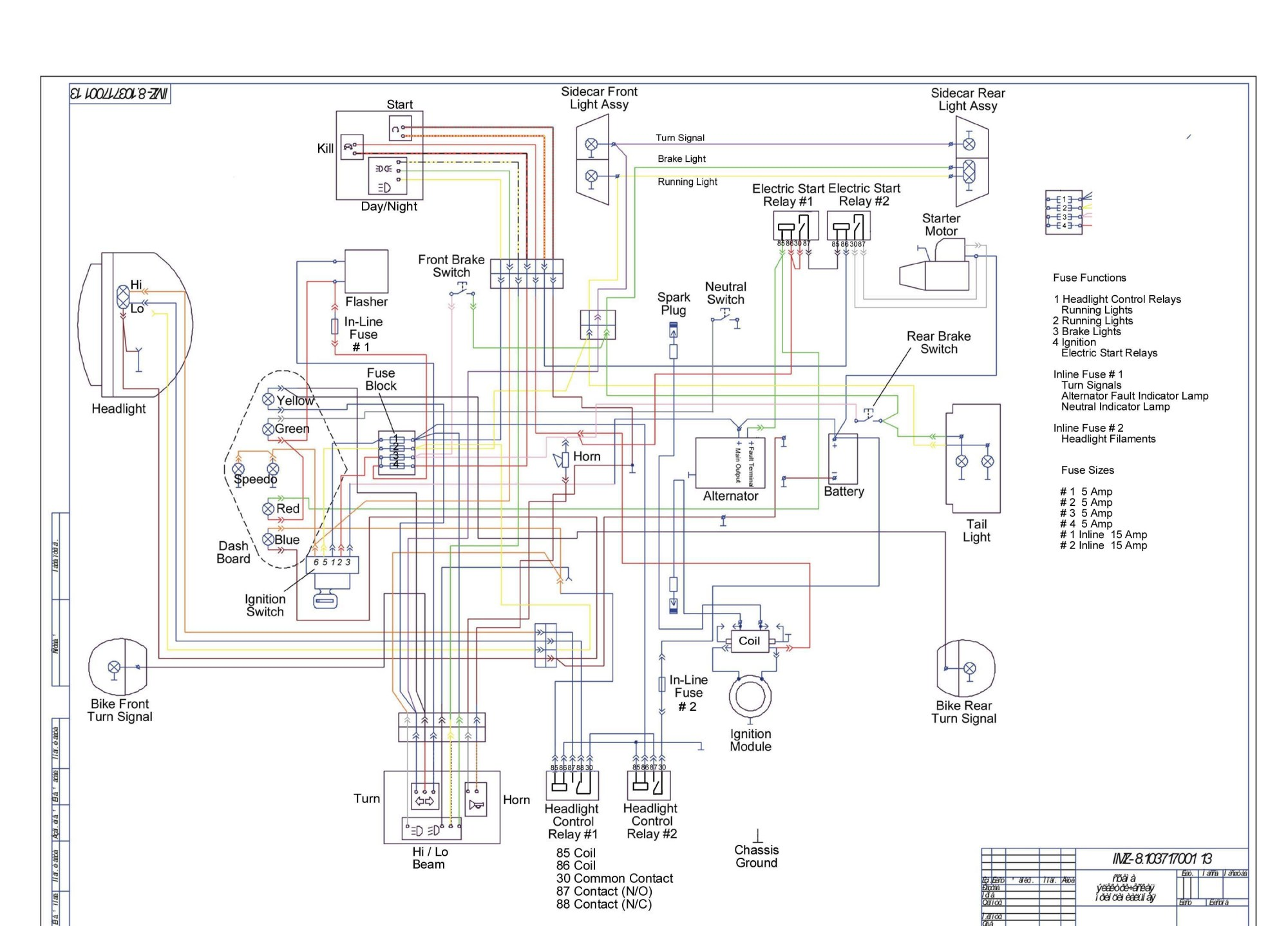 hight resolution of ural wiring diagrams wiring diagram todays vespa wiring diagram 2002 750cc wiring schematic ural gear