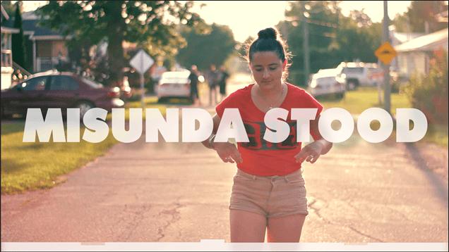 Un nouveau clip pour Misunda Stood