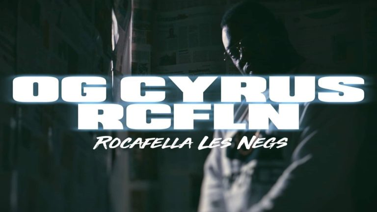 OG Cyrus propose un 4e extrait vidéo intitulé «RCFLN»