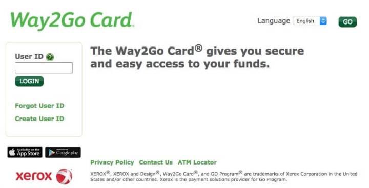 Way2go Card Tn Child Support Login | Gemescool.org