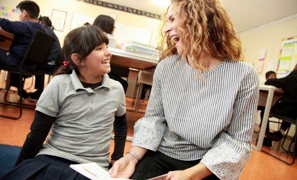 Alumna Hattie Mitchell creates a South Los Angeles community through education