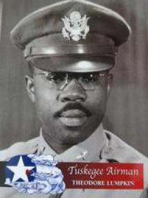 Lt. Col. Ted Lumpkin Jr.