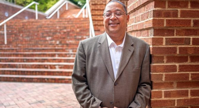 USC appoints Winston Crisp as new head of Student Affairs