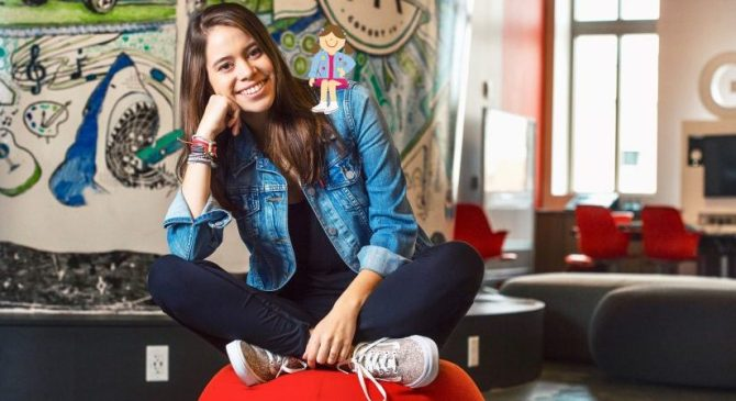 Macki Alvarez-Mena reboots her childhood business