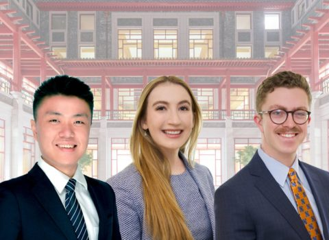 Three Trojans receive prestigious Schwarzman scholarship