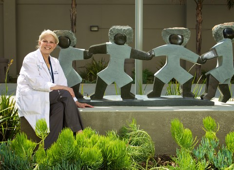 Art in healthcare leads to empathy program