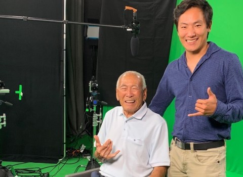 Senior Combines AI and Documentary Filmmaking to Preserve Japanese history