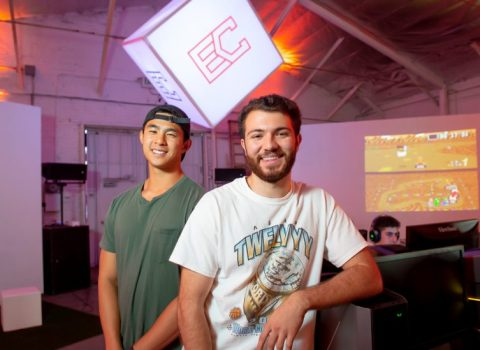 Trojan takes passion for gaming and turns it into 'the world's first esports gym'