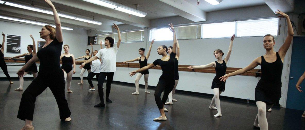 ballet class photo 4