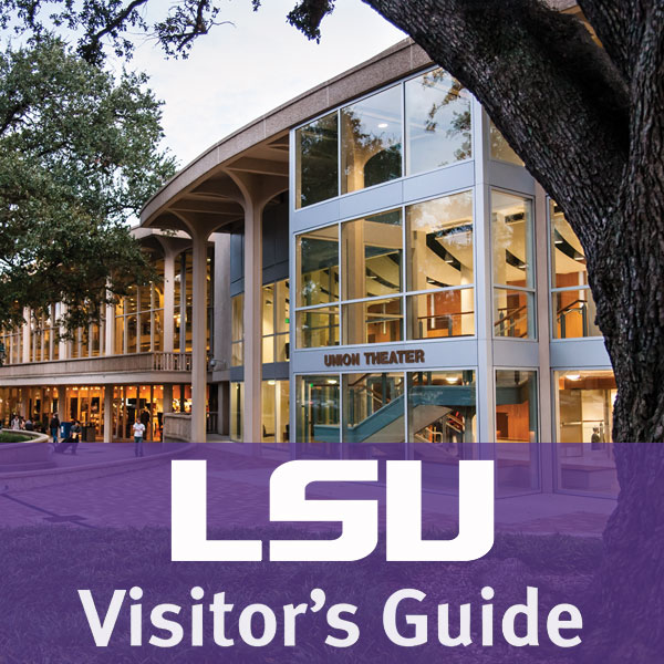 Louisiana State University Visitor's Guide