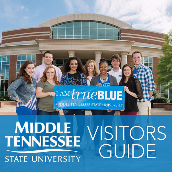 Middle Tennessee State University Visitors Guide