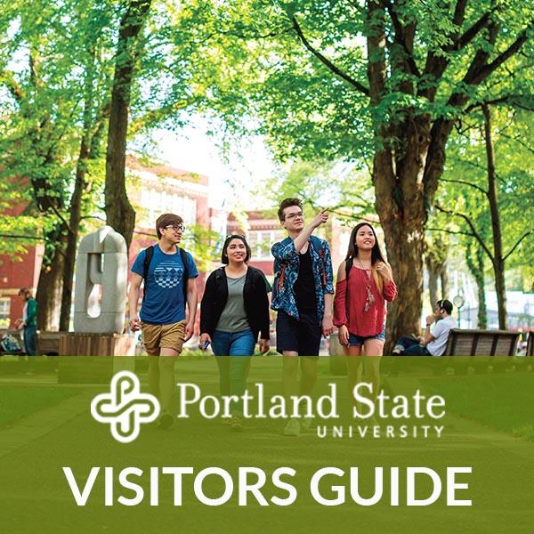 PSU Visitors Guide Website