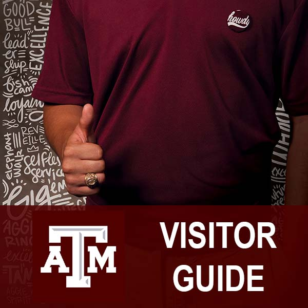 TAMU Visitor Guide Website
