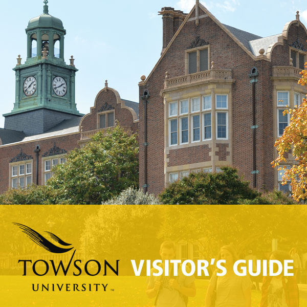 Towson University Visitor's Guide