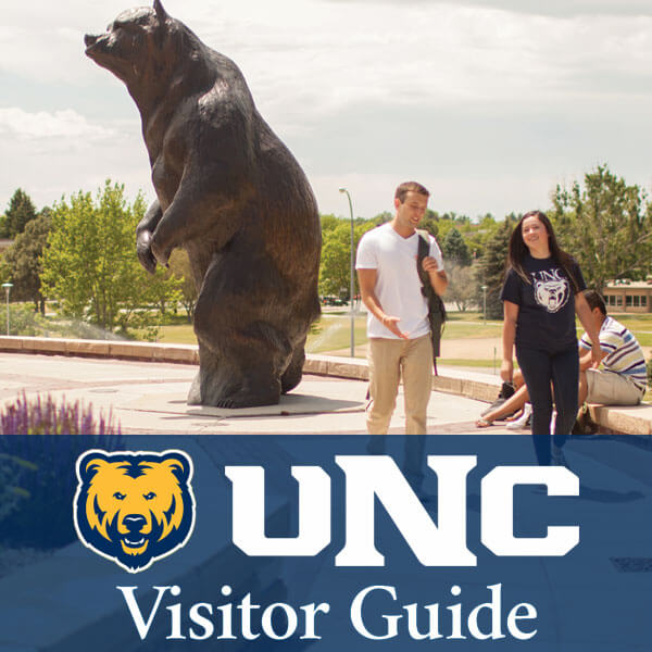 University of Northern Colorado Visitor Guide