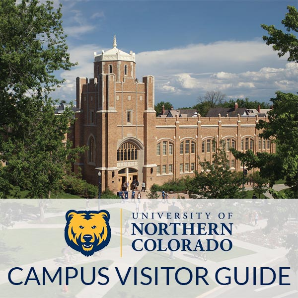 UNCO Visitor Guide Website