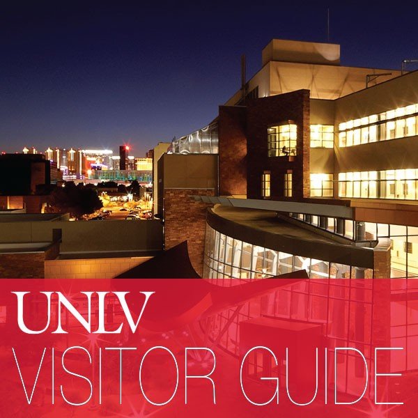 University of Nevada - Las Vegas Visitor Guide
