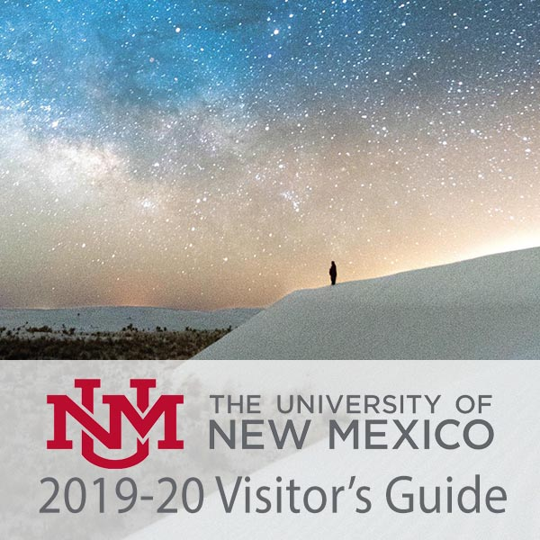 UNM Portfolio Item - University Guide Cover