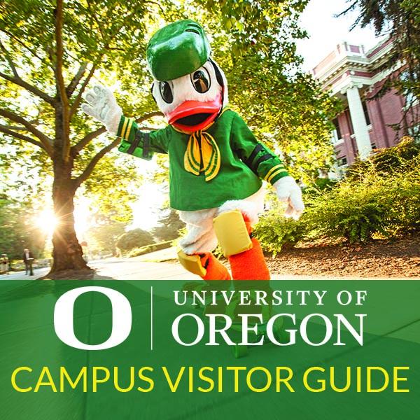 UO Visitor Guide Website