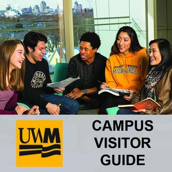 UWM Visitor Guide Website