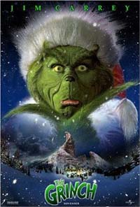 How the Grinch Stole Christmas movie cover