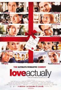 Love Actually movie cover