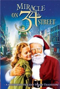 Miracle of 34th Street Movie Cover
