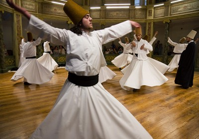 Istanbul Whirling Dervishes