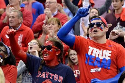 Dayton fans
