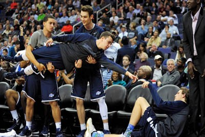 Monmouth Bench Squad